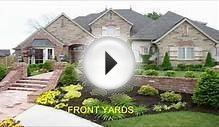 Landscaping Ideas for Front of House - DIY Landscape Design