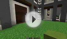 Minecraft Tutorial: Modern Garden Landscape Design Ideas