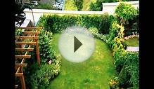 New Small Garden Landscape Design