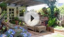 Patio Backyard Landscape Design Ideas
