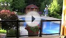 Pool landsacape Design | Rainbow Landscape & Design | Toronto