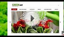 Preview Landscape Design Responsive Joomla Template TMT