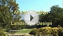 Series: An Introduction to Landscape Design Series