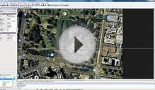 Using Google Earth images in landscape CAD plans