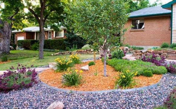 Water Saving Landscape Design